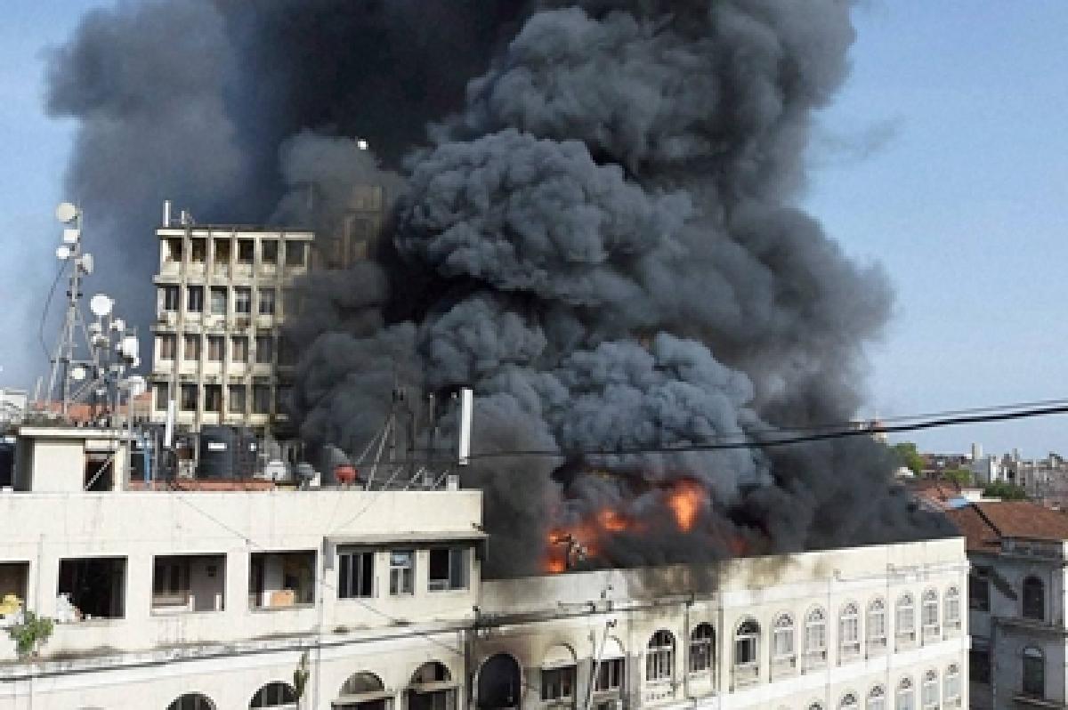 Colaba Fire: 11,000 volt danger lurks in Metro House