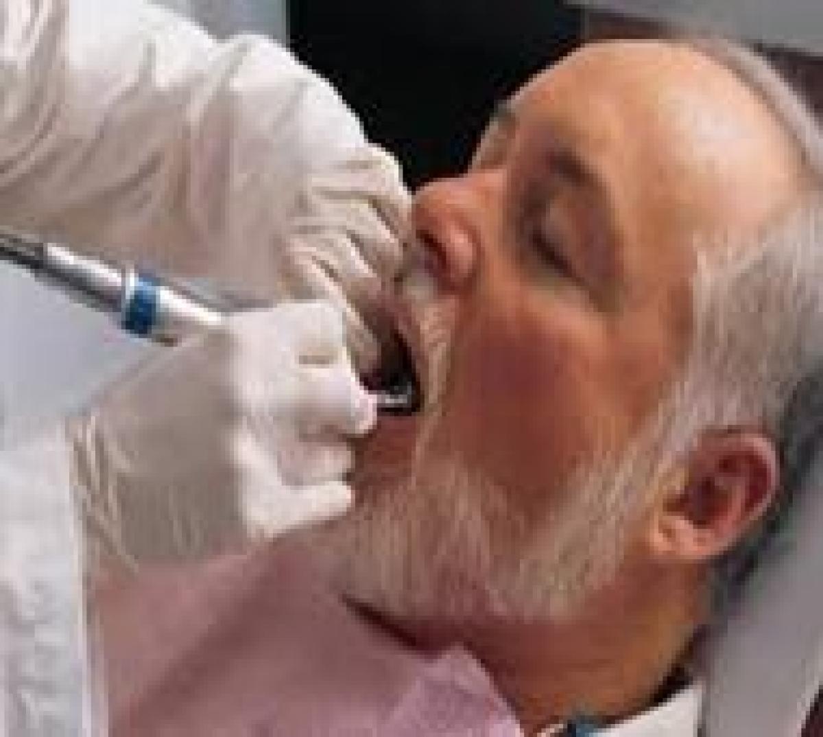 Gum disease linked to high Blood Pressure