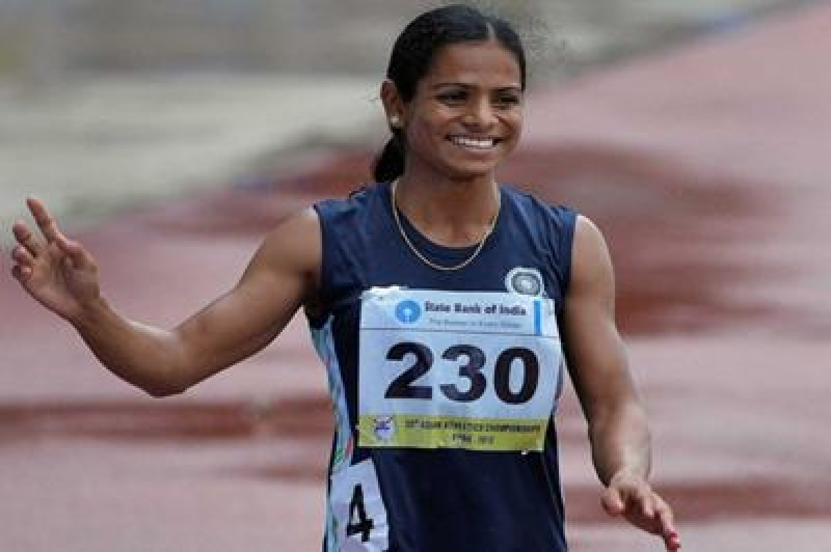 Same-sex relationship to unnatural testosterone, why Dutee Chand is the only Indian to feature on 'TIME 100 Next'