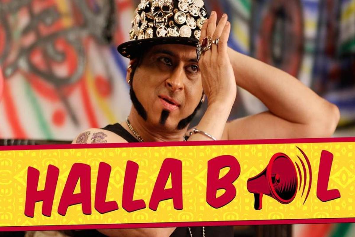 Euphoria's new single 'Halla Bol' trending high