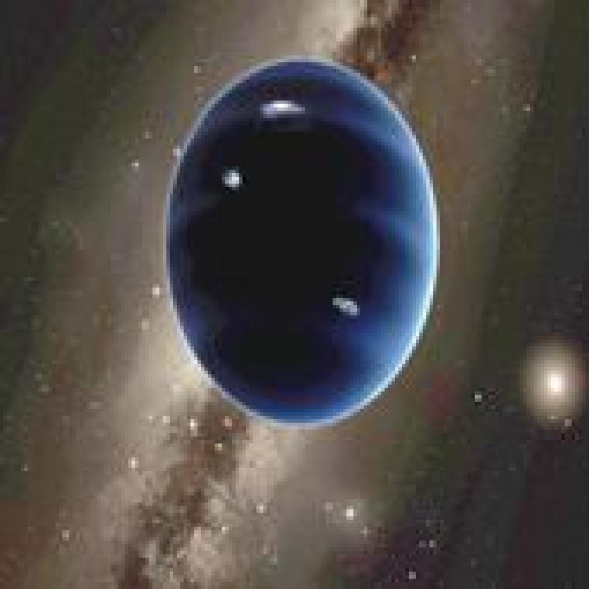 Second interstellar found in solar system