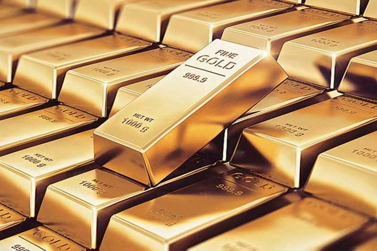Gold import nearly halves to $3.90 bn in Apr-Jun