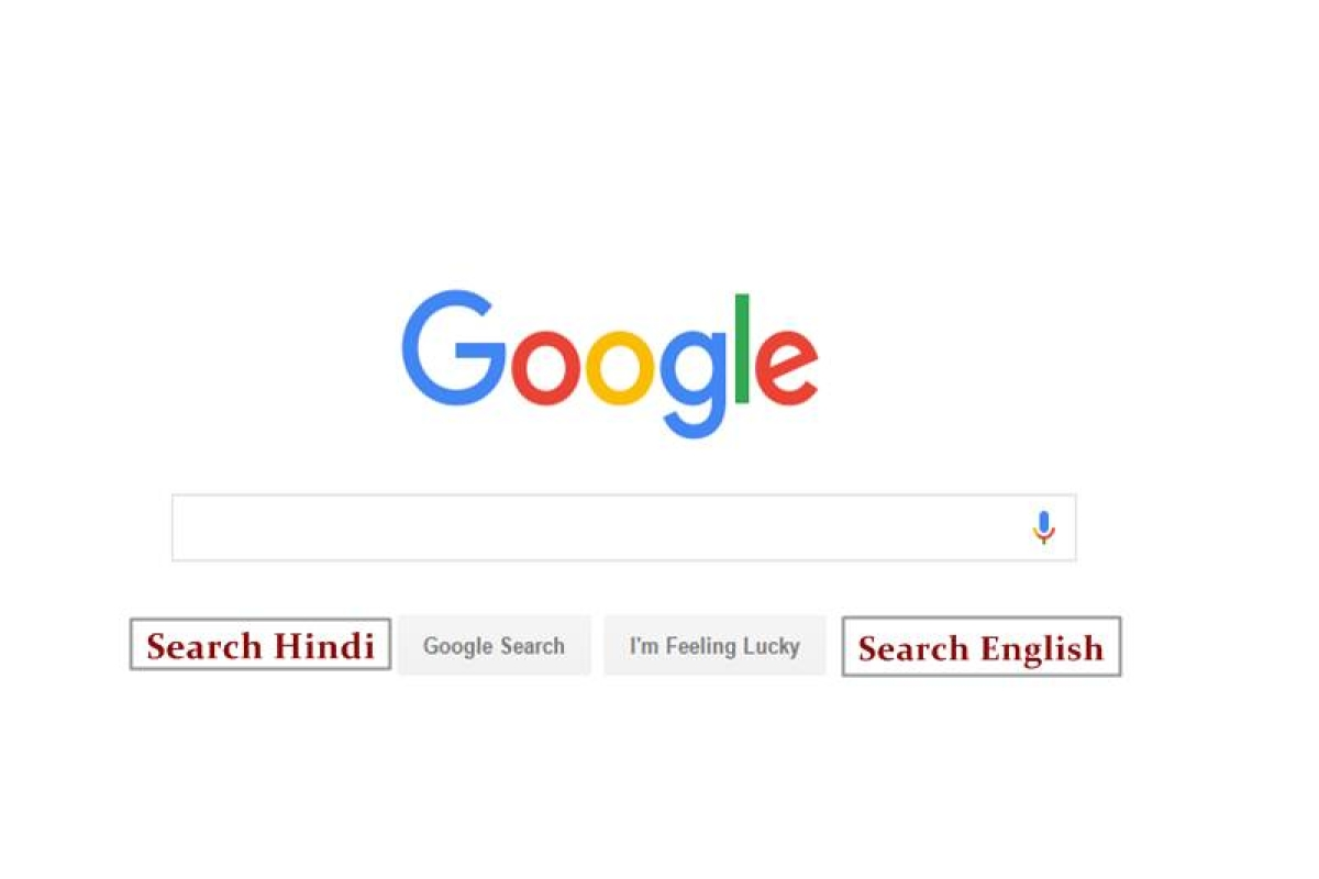 Now Google search to be in both Hindi and English in your smartphone