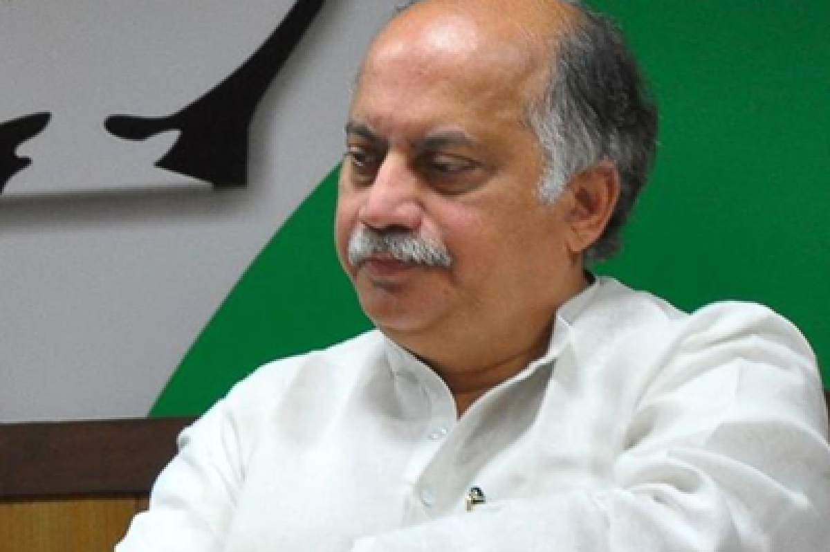 Mumbai civic polls: Congress leader Gurudas Kamat targets Sanjay Nirupam over poor results
