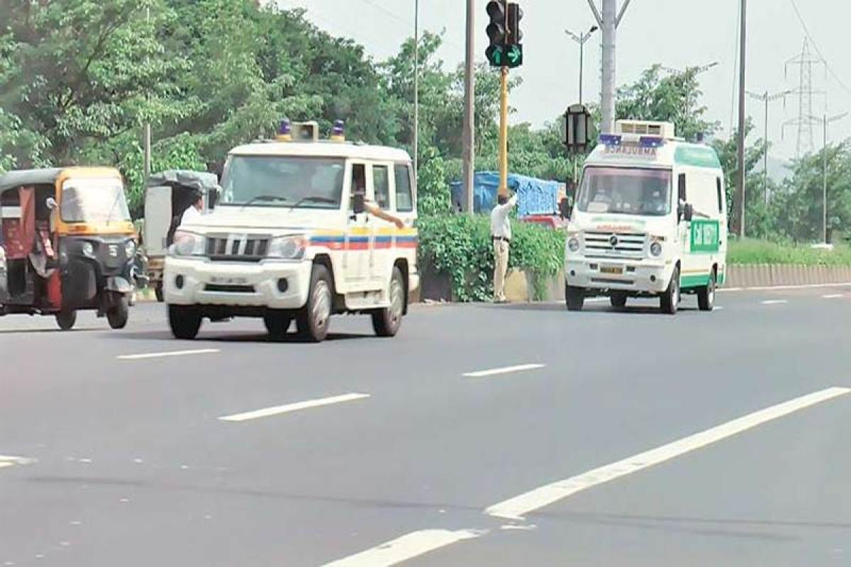 Heart reaches Mumbai from Aurangabad in 80 minutes vai green corridor