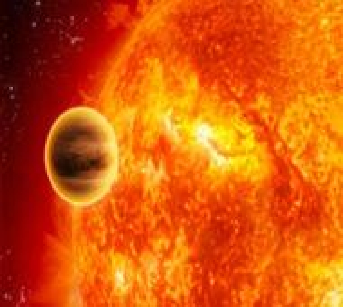 This new 'hot Jupiter' can spin its star