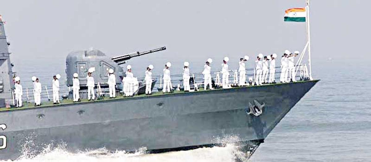 Mumbai: Indian Navy always on guard since Uran incident