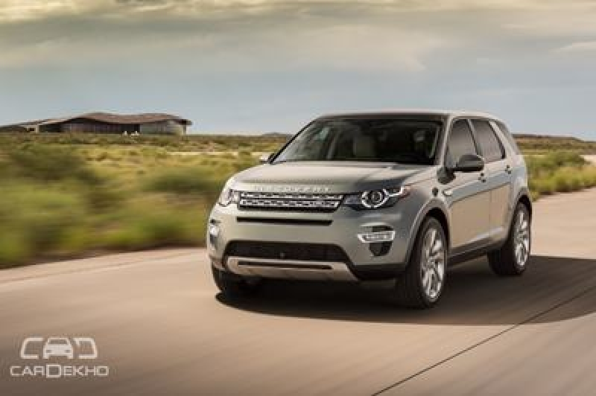 Land Rover Discovery Sport Petrol launched At Rs 56.50 Lakh