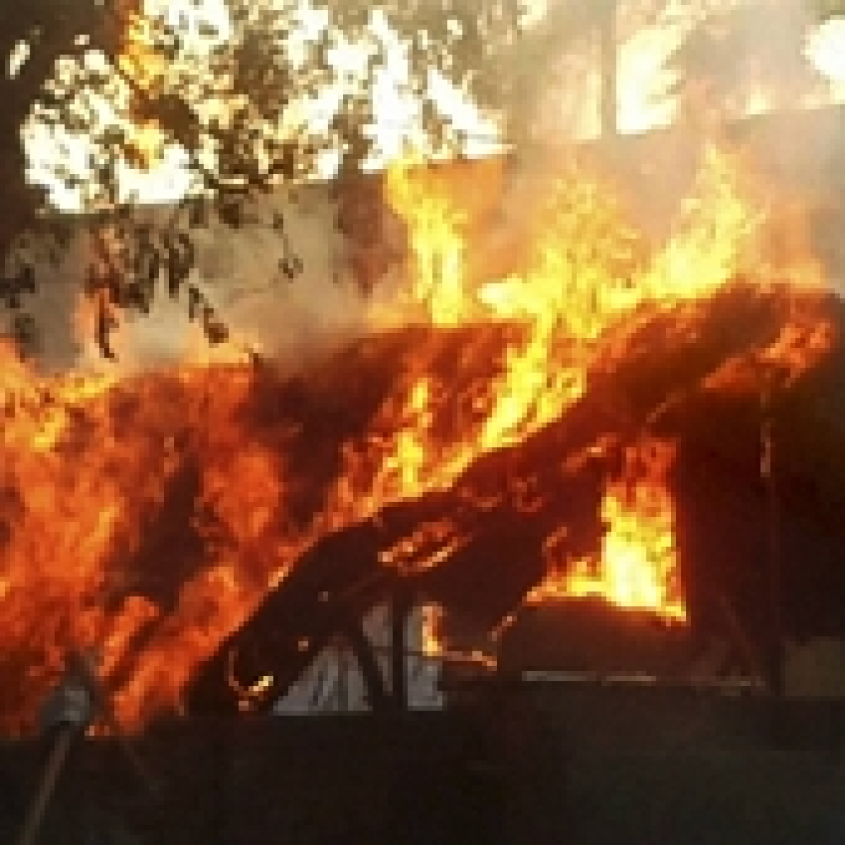 Mumbai: Two fire incidents reported in Thane district