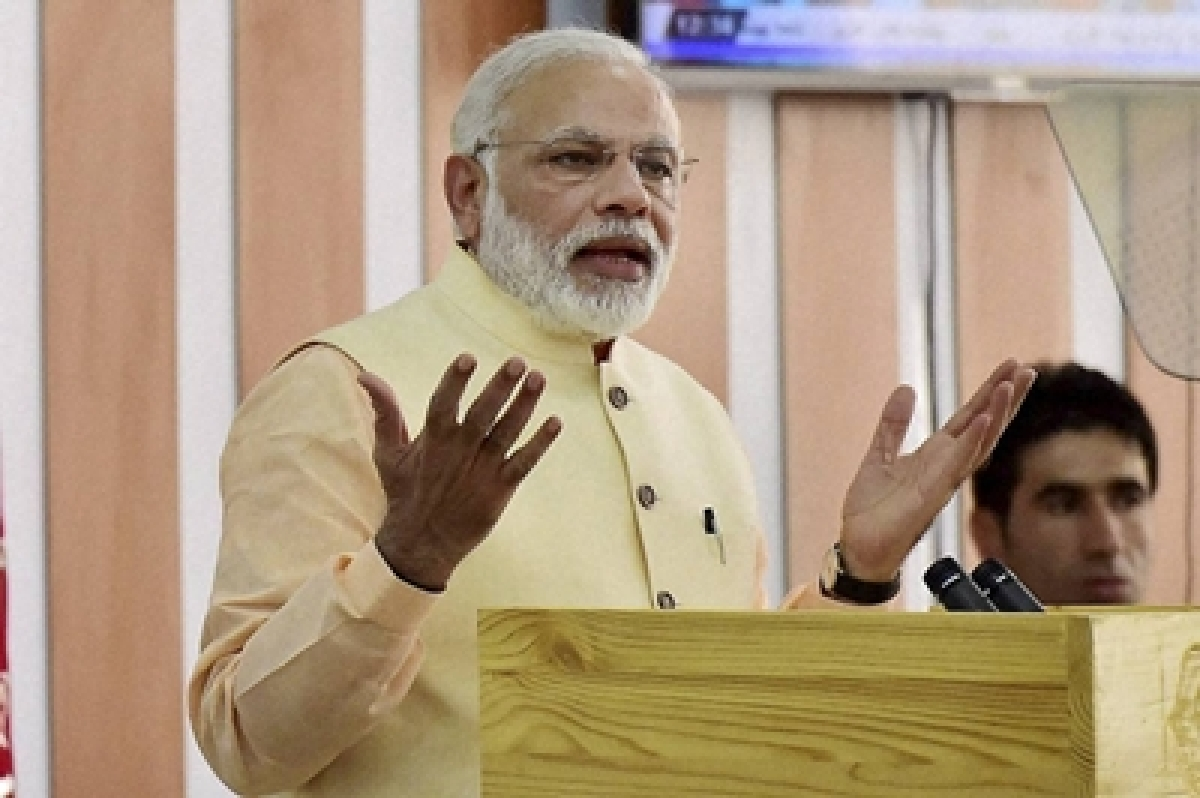 BJP back to basics; Modi vows to clean up corruption