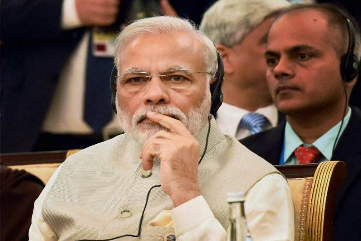 PM Narendra Modi chairs high-level meet on Kashmir