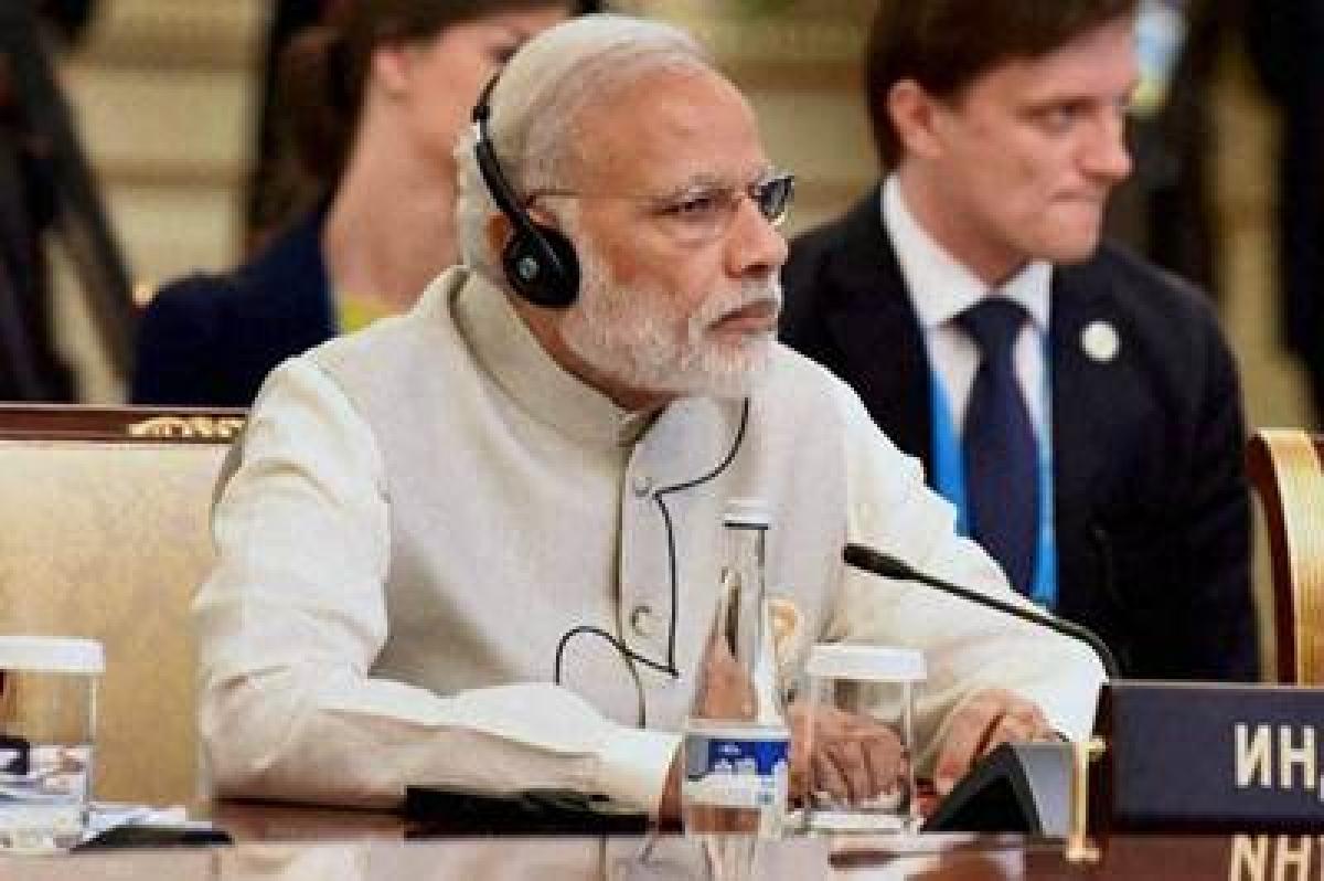 India's membership of SCO will strengthen regional security: Modi