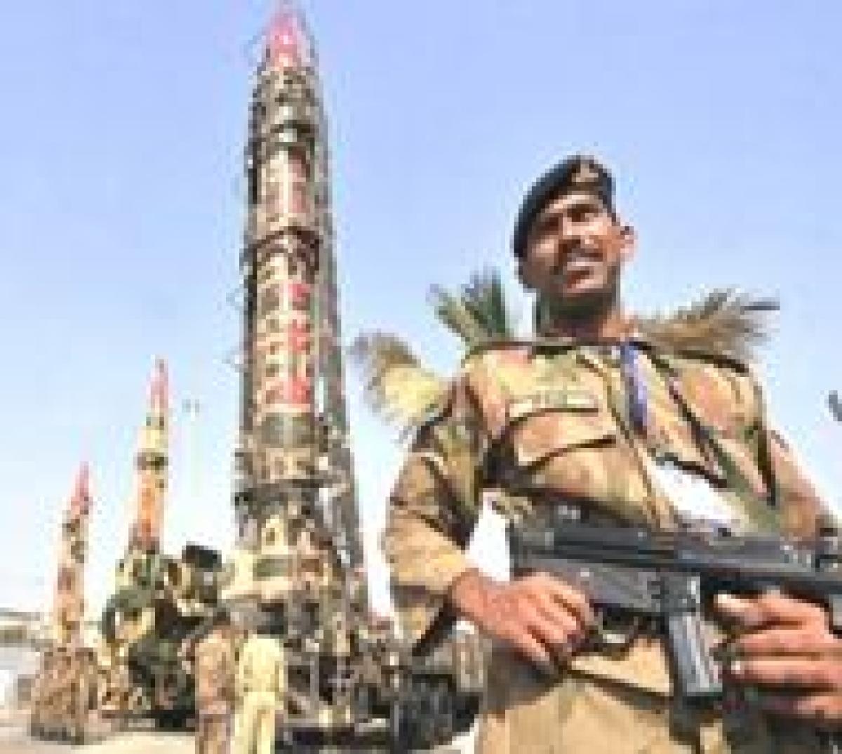 Pakistan has more nukes than India: SIPRI