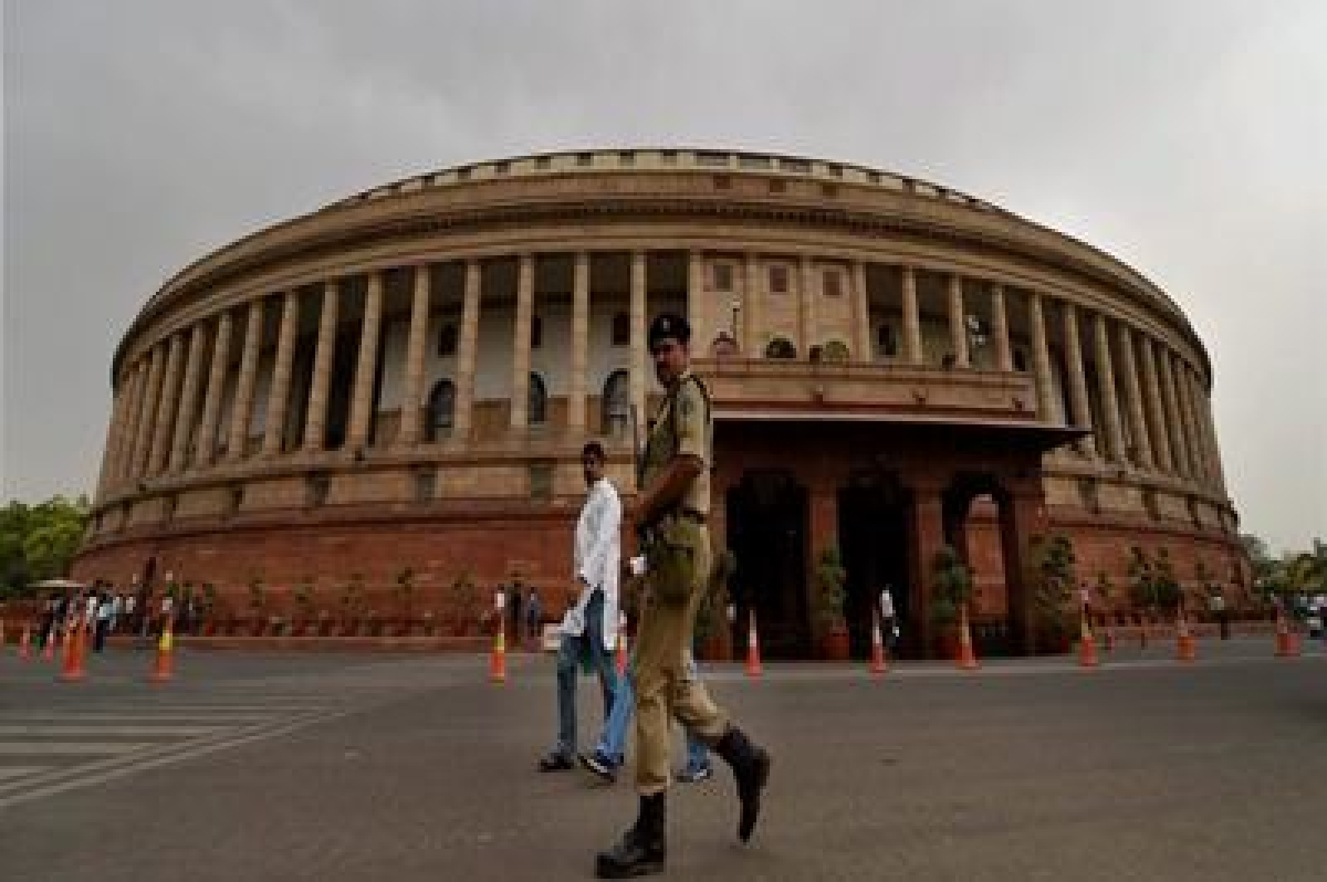 Maan's video: MHA may suggest up-gradation of Parliament security