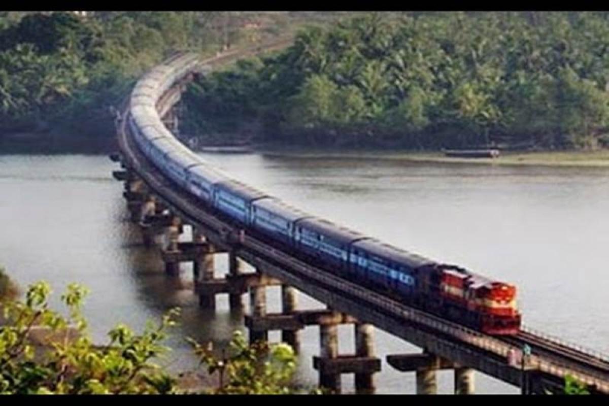 Engine failure affects Konkan Railway