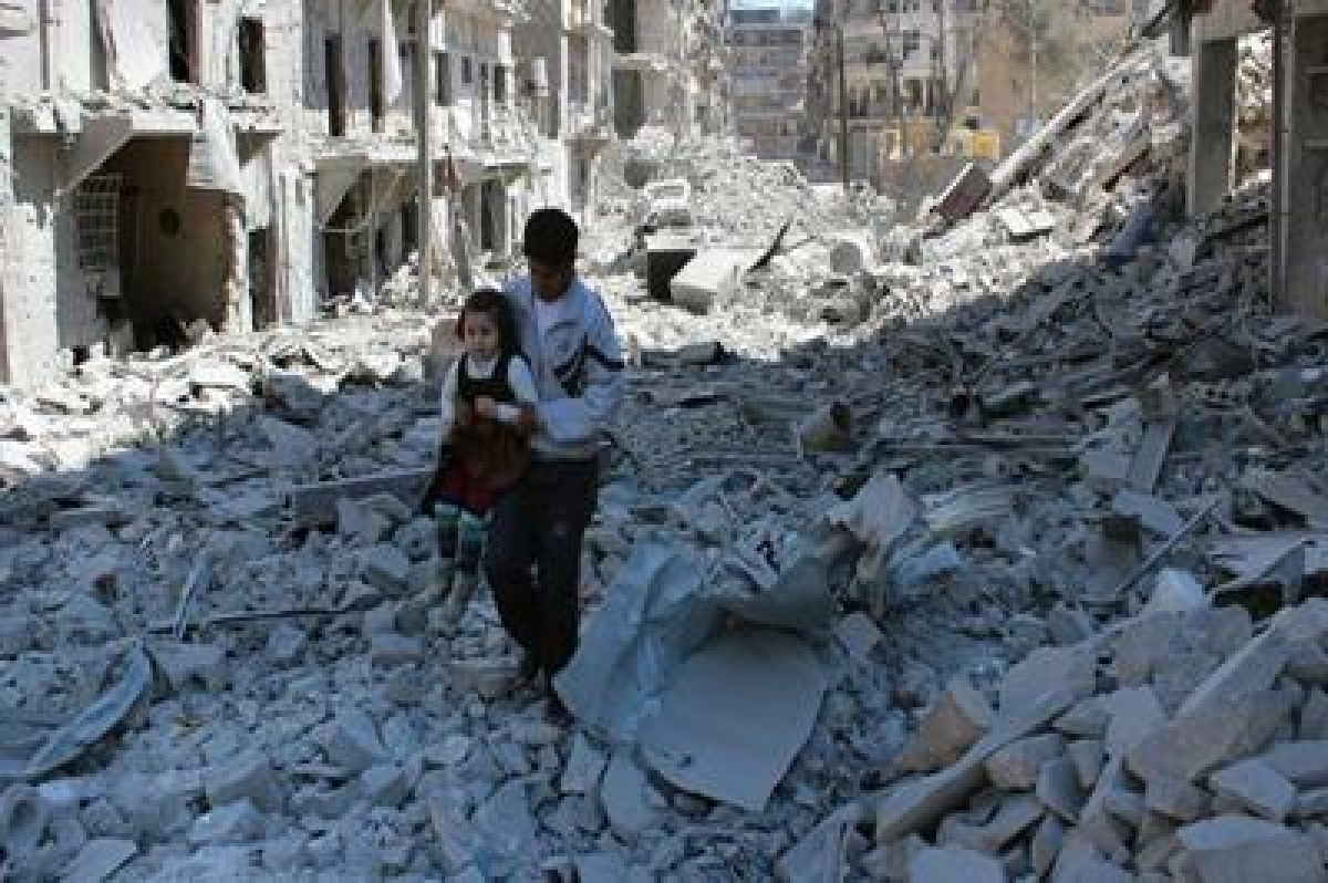 More than 700 doctors killed in Syria war: UN