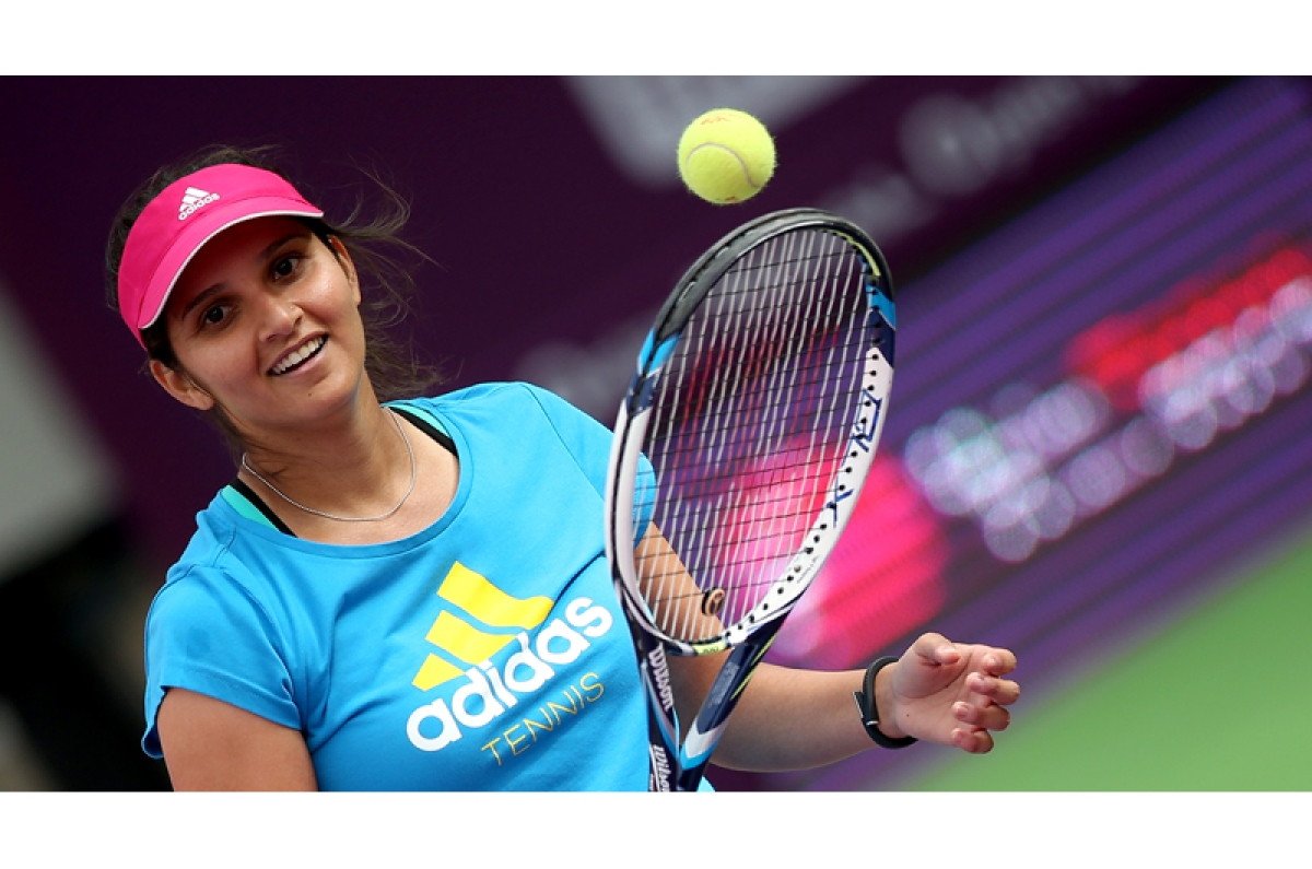 Sania Mirza surges alone to top of WTA doubles rankings