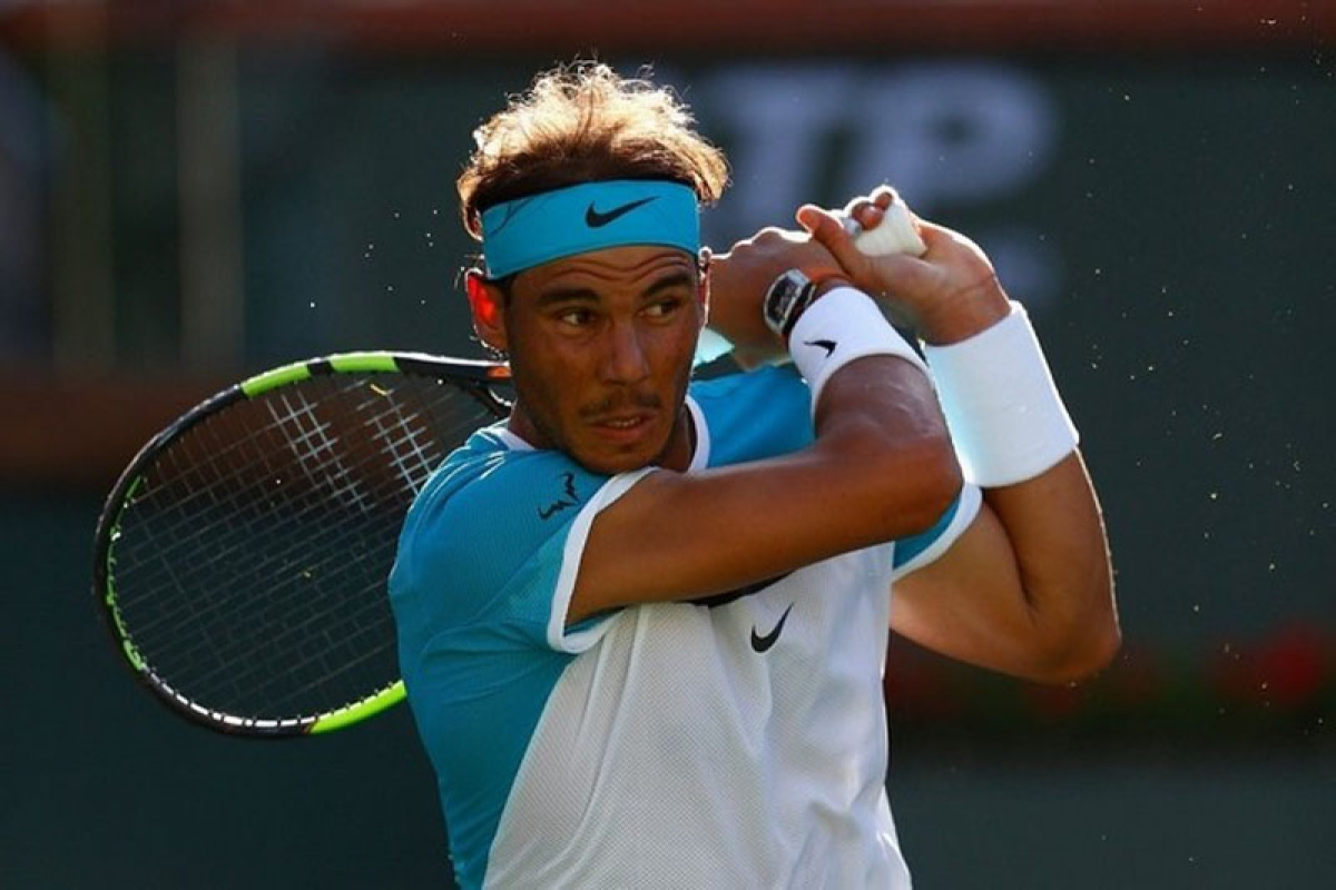'Rafael Nadal will be ready for Games'