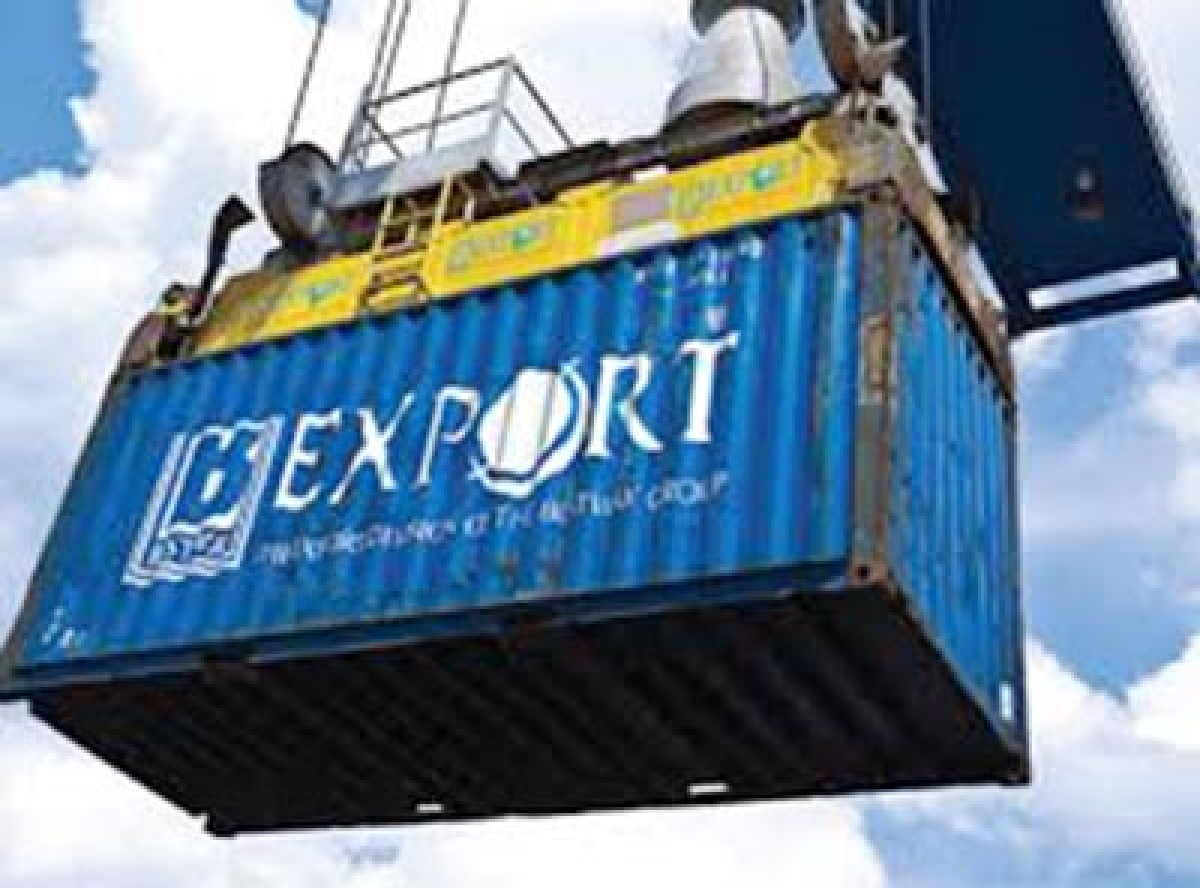 Slowing economy: Country's exports dip 3rd time this year