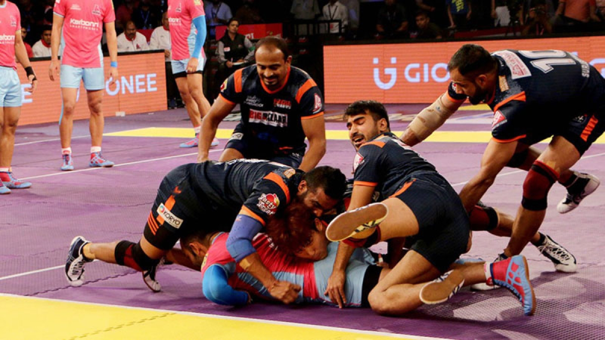 Bengal Warriors stun Pink Panthers