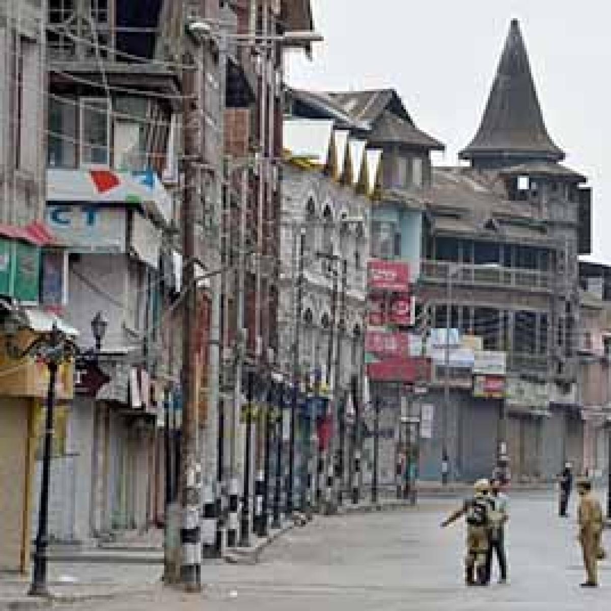 Centre sets up 5-member GoM for Jammu and Kashmir, Ladakh