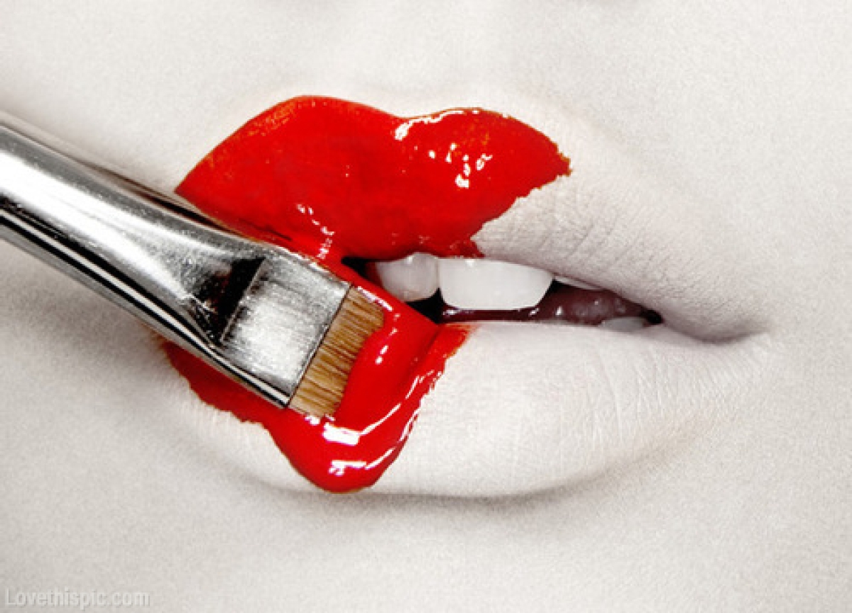 Does 'red' bring out your naughty side?