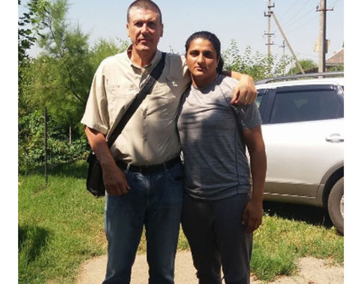 Seema Punia in dope hit Russia  for training, AFI fumes