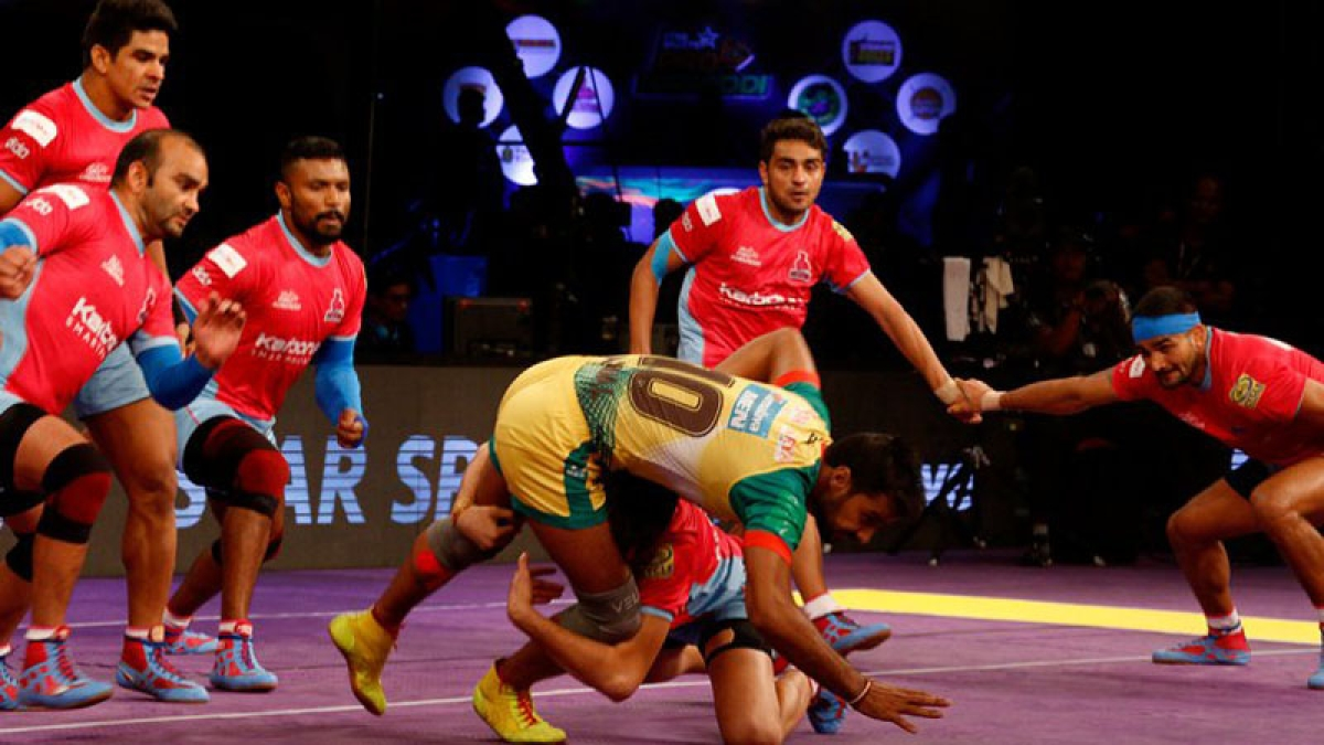 Patna down Pune, leap to top of table