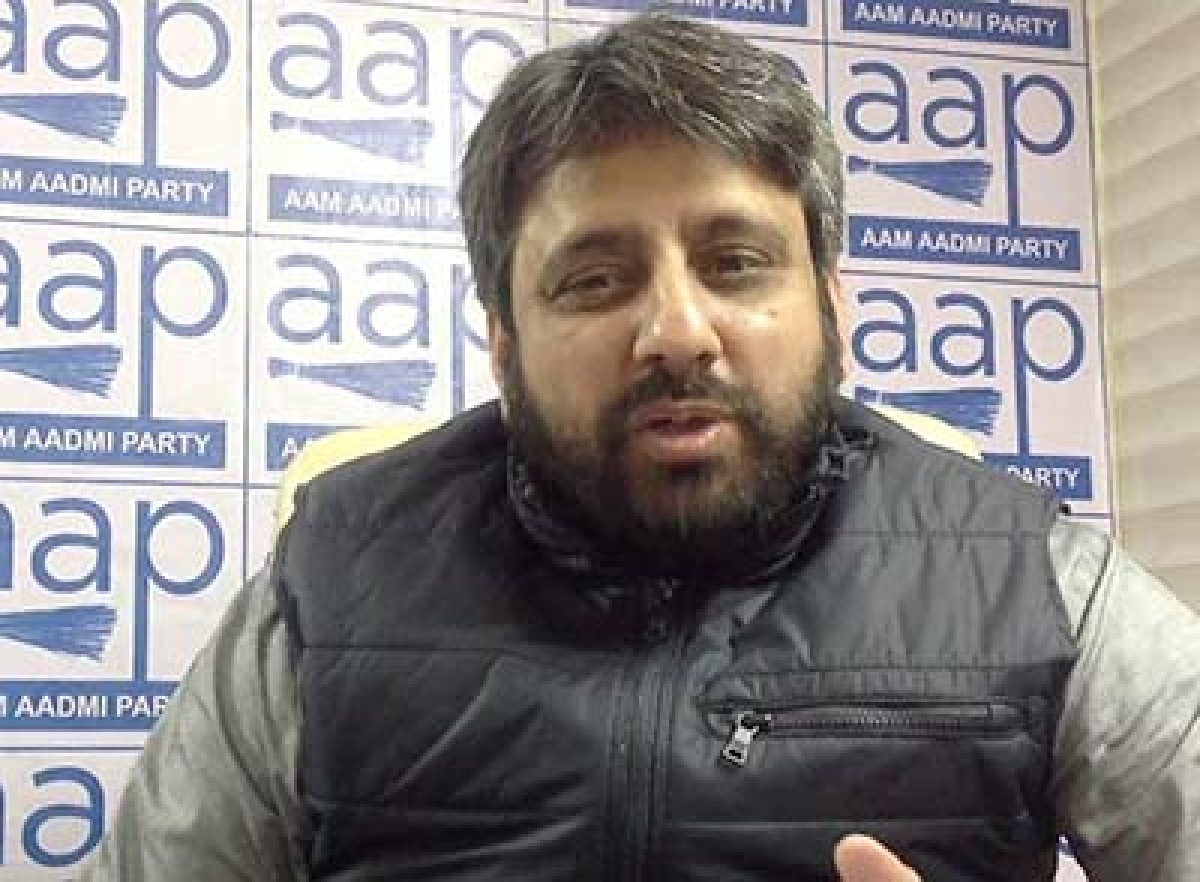 Now, AAP MLA arrested  for bid to murder woman