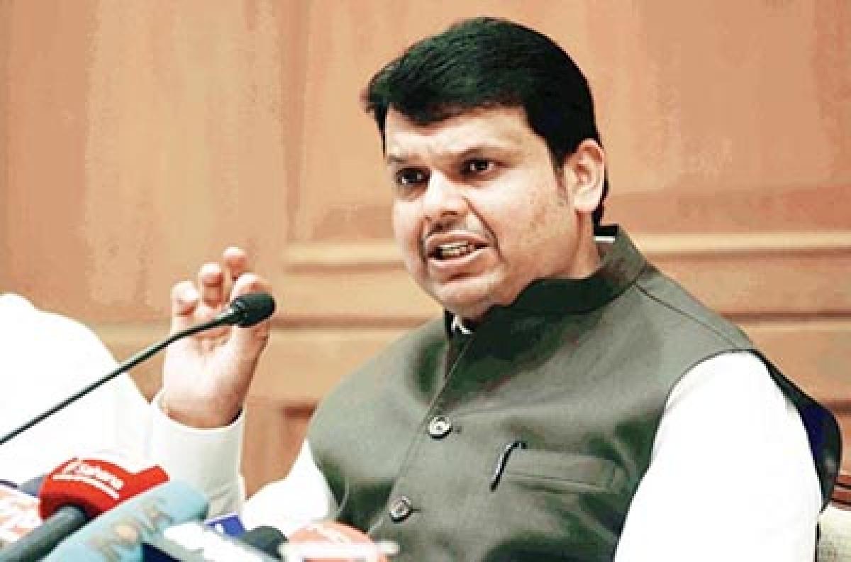 CM Devendra Fadnavis does the groundwork for assembly polls