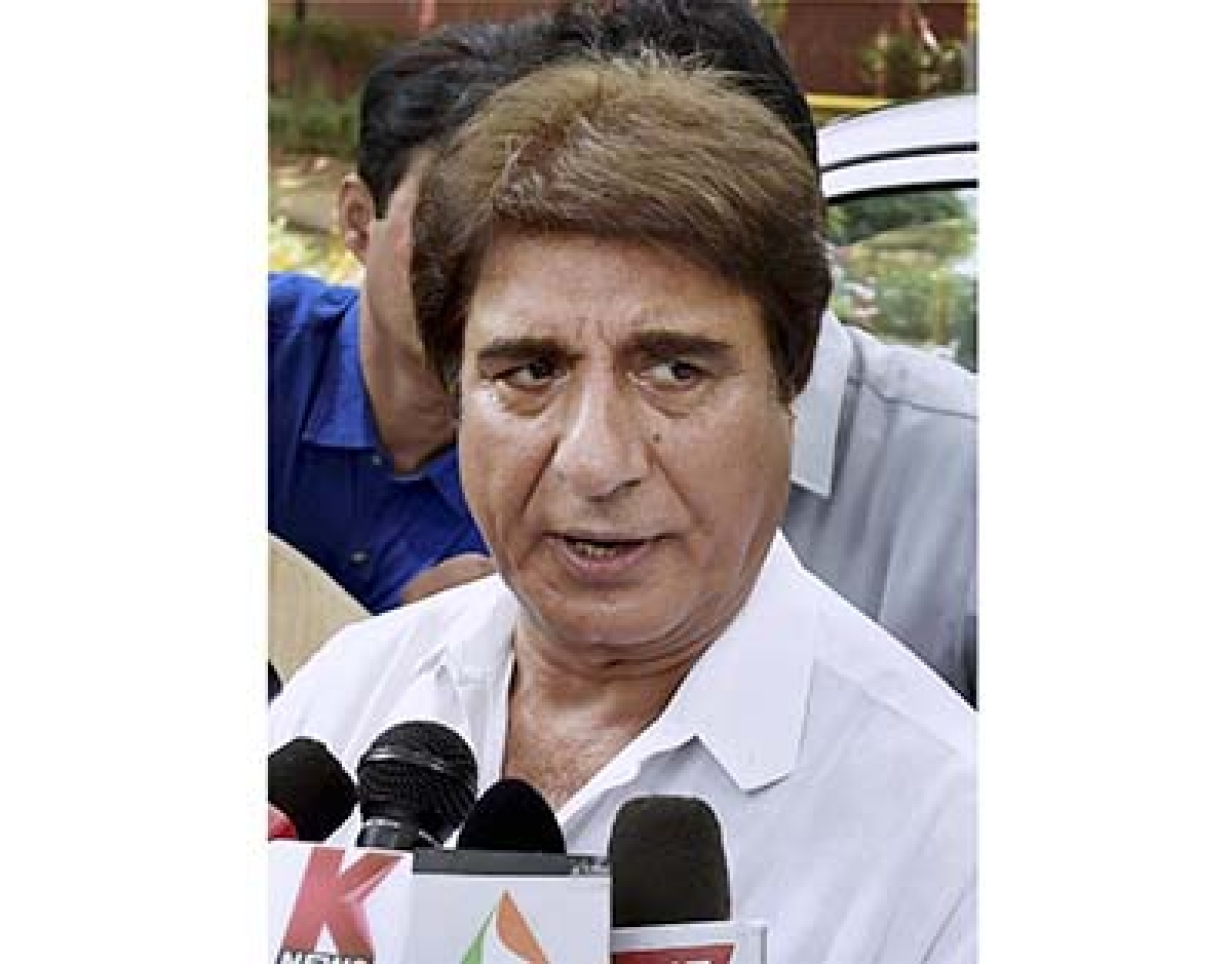 Rahul Gandhi considered Amethi his family, loss has pained him: Raj Babbar