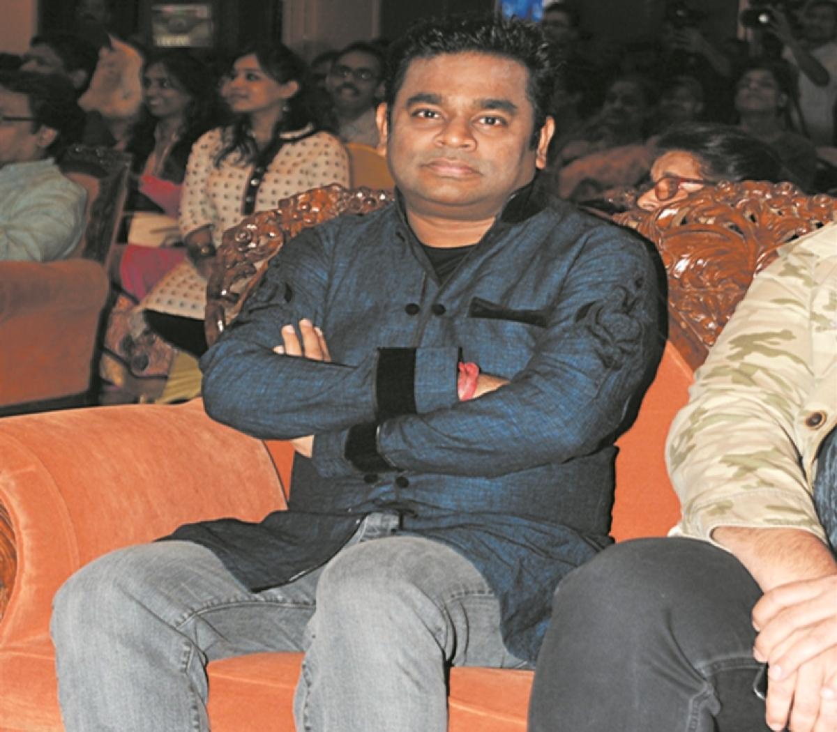 Katyar Kaljat Ghusali is on Rahman's wishlist