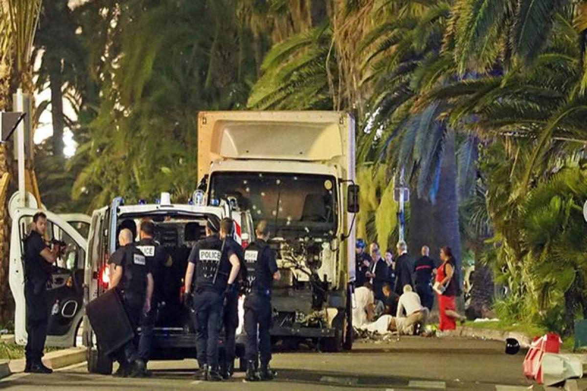 Nice terror attack: 5 kids still critical