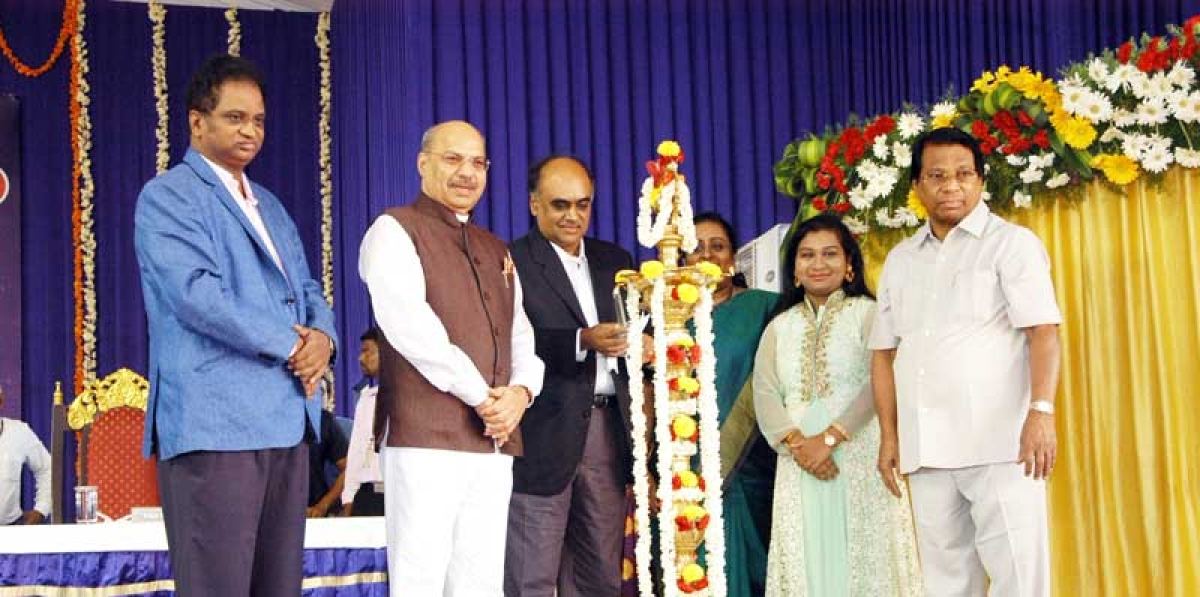 VIT launches V-FIT in Chennai campus
