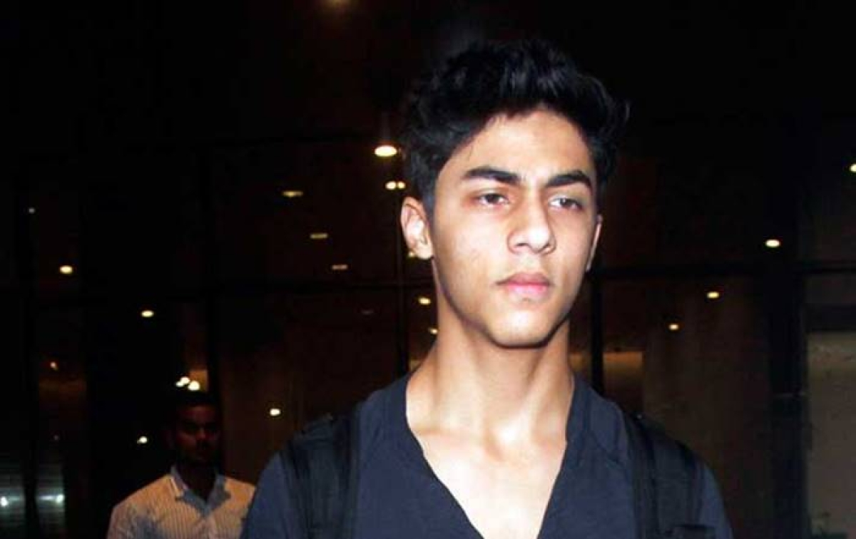 Will Aryan follow dad Shah Rukh footsteps?