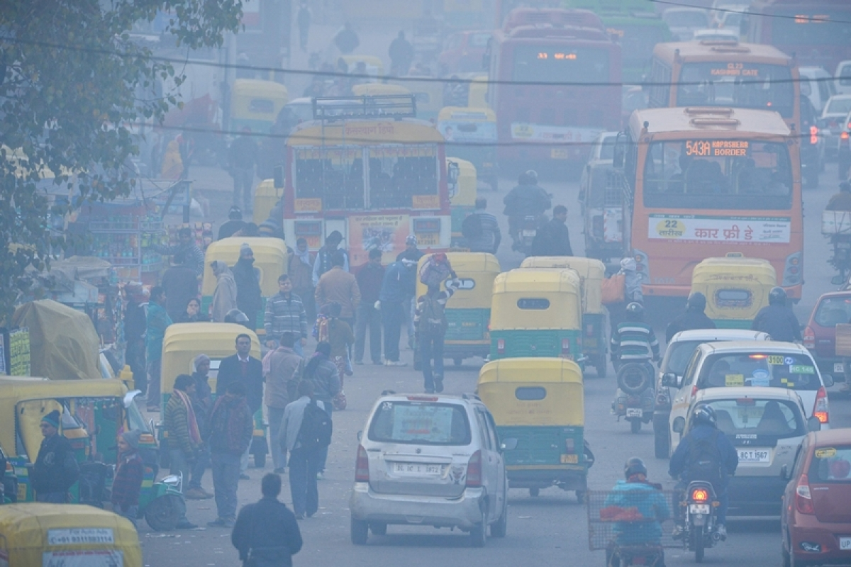 Dadar residents complain  of excessive air pollution