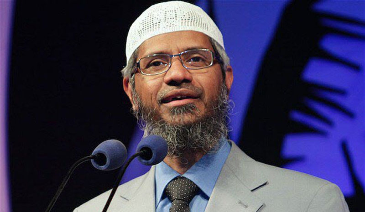 Now, Zakir Naik's NGO can't take foreign funds sans nod