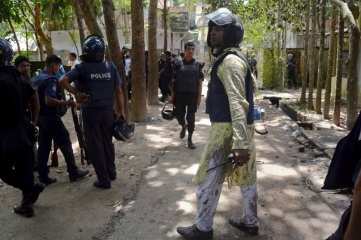 Hindu woman among four dead in Bangla terror attack on Eid