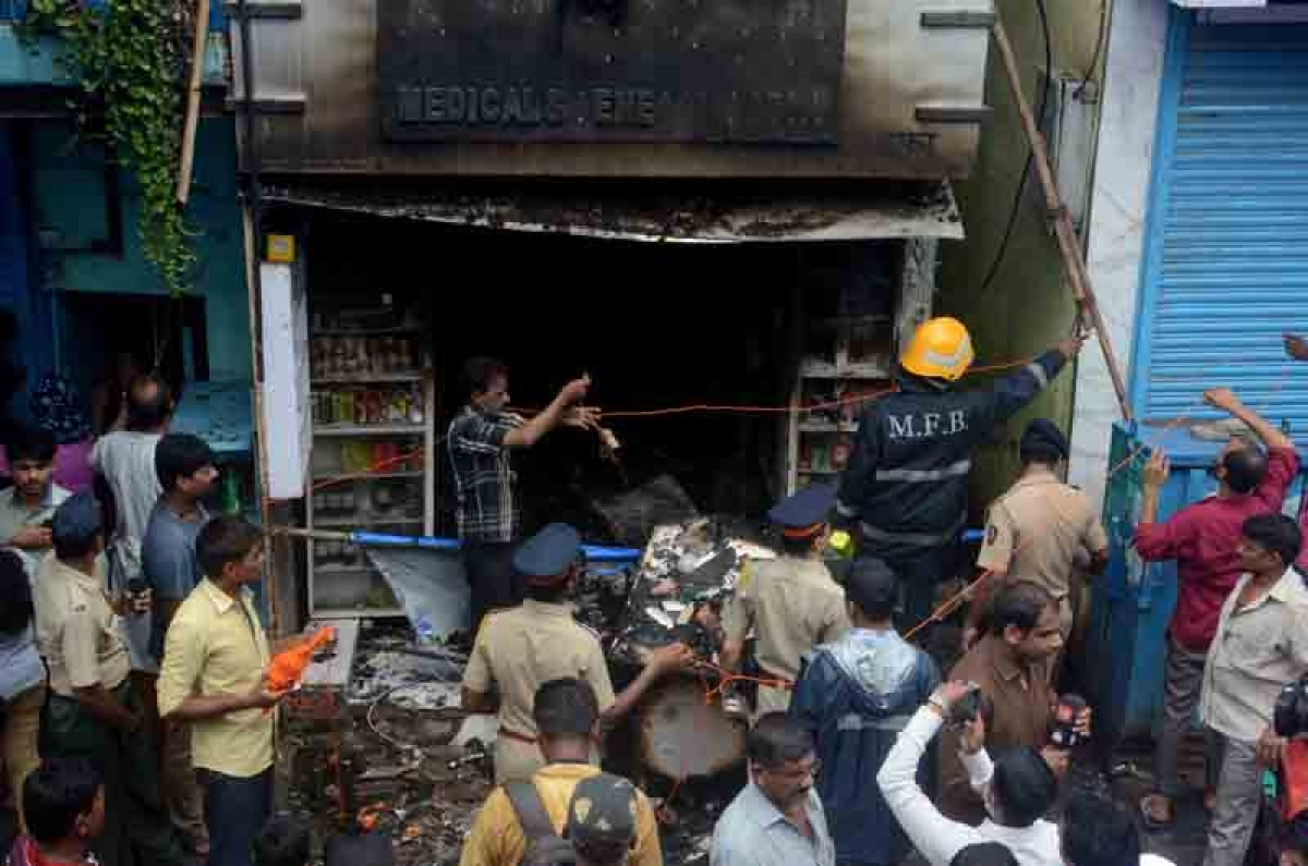 Andheri Blaze: Victims were caught sleeping