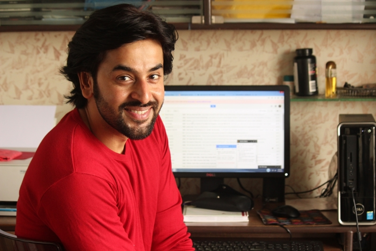 Jaana Na Dil Se Door starShashank Vyas'sthanks fans bysharing pictures of gifts on twitter