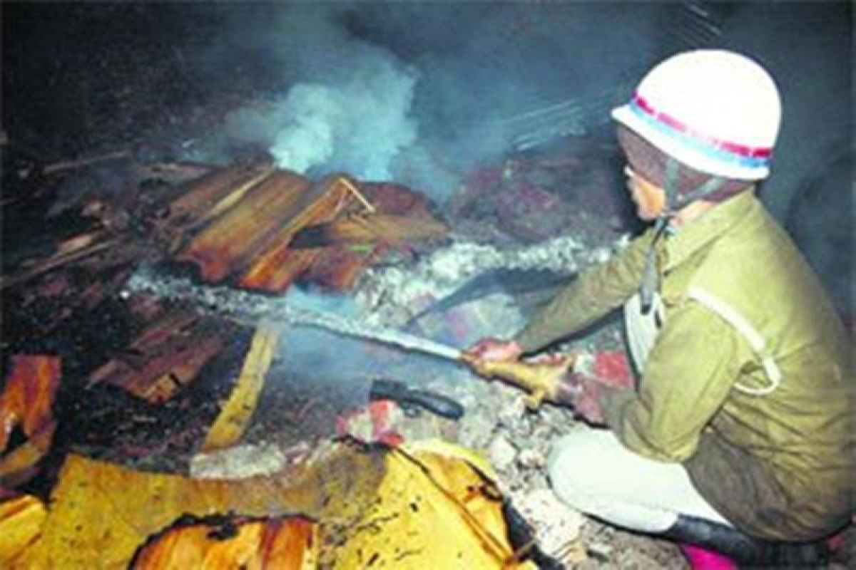 RCF blast: Injured soon to be discharged