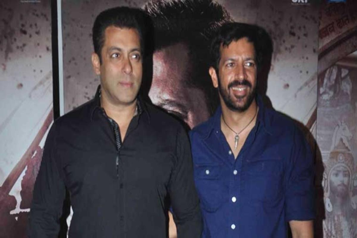 Kabir Khan excited to start 'Tubelight' with Salman