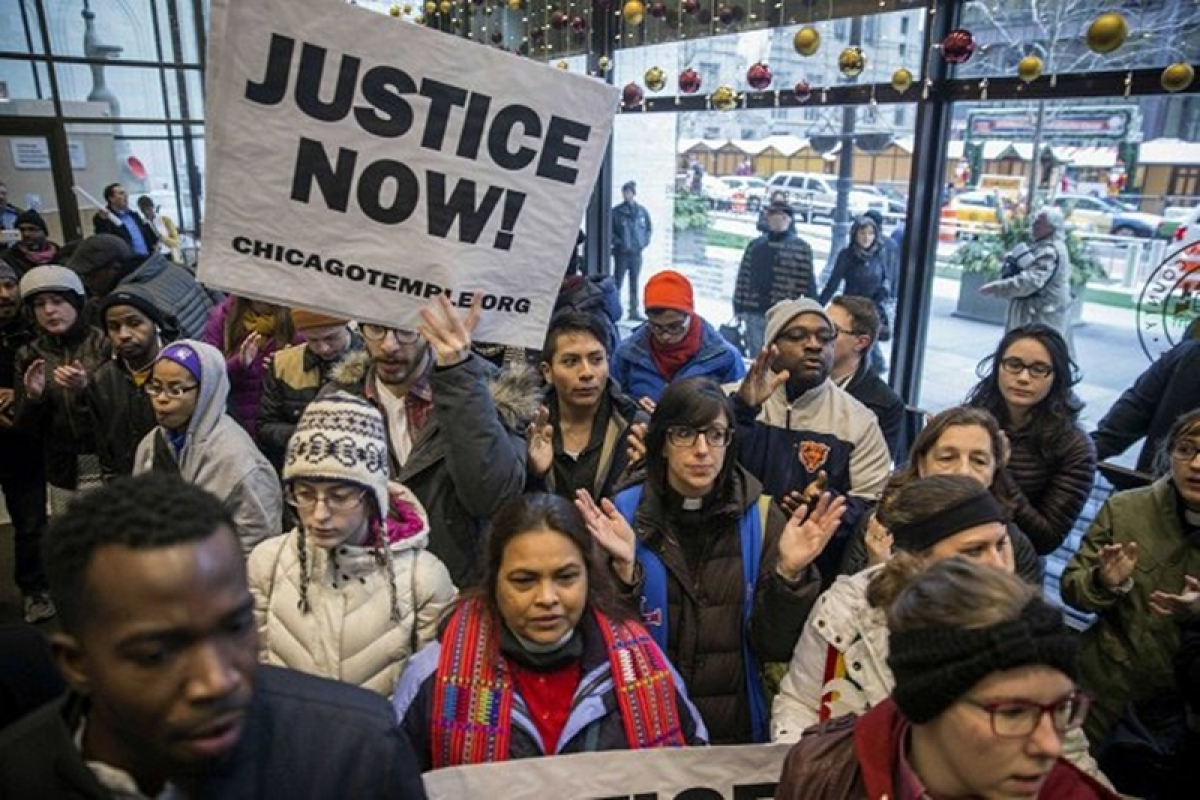 Most Americans pessimistic about race relations: poll