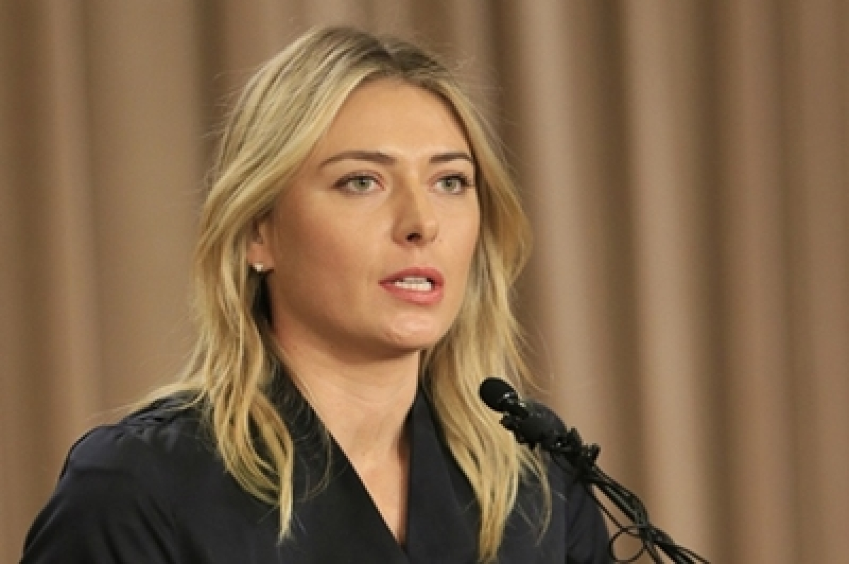 Sharapova out of Rio as CAS delays doping decision