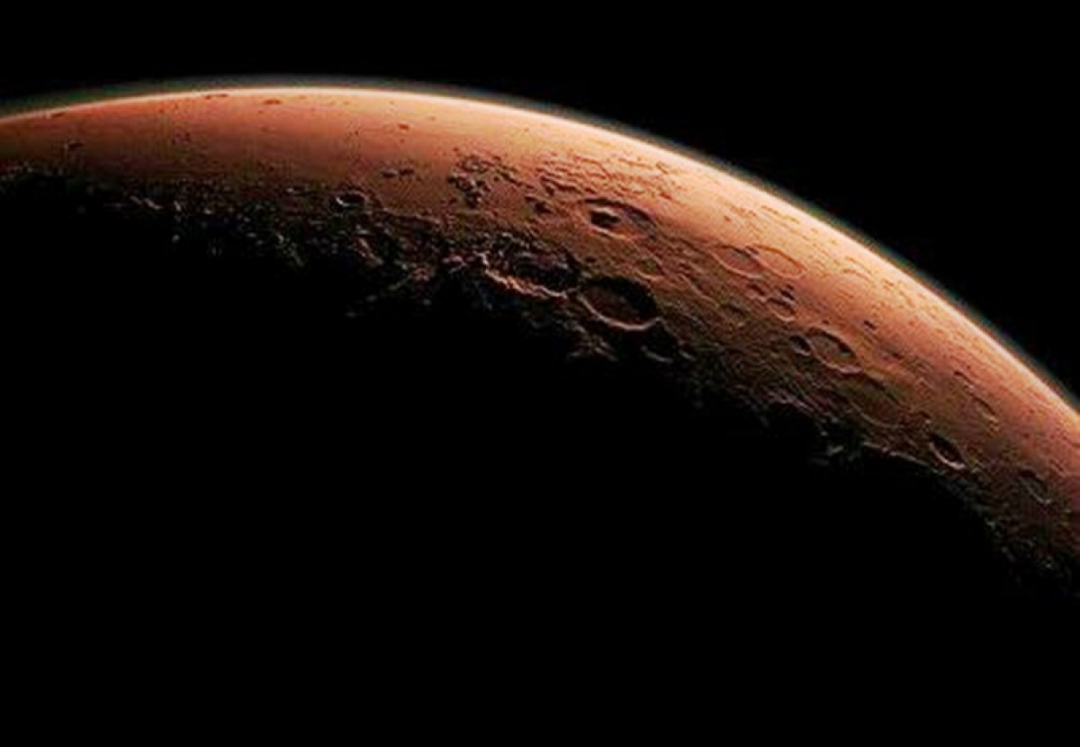 Mars had climate suitable for life four billion years ago