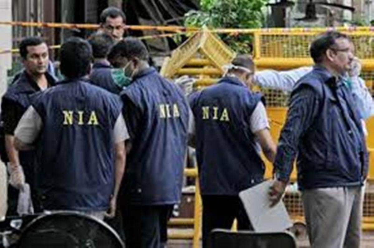 Mumbai branch NIA files chargesheet against 4 for radicalising Muslim youths