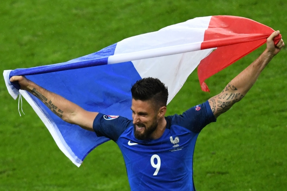 France into Euro 2016 semis, Iceland finish with a bite
