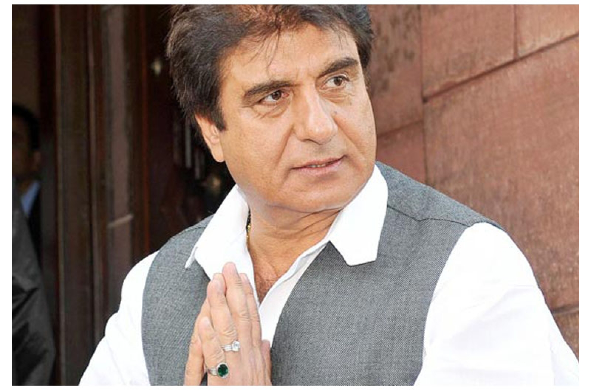 UP Congress chief Raj Babbar sends resignation to Rahul Gandhi, blames himself for party's defeat in state