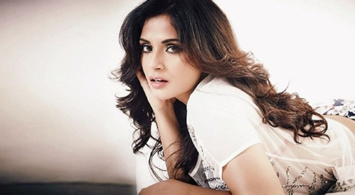 Women are trolled all the time, says Richa Chadha