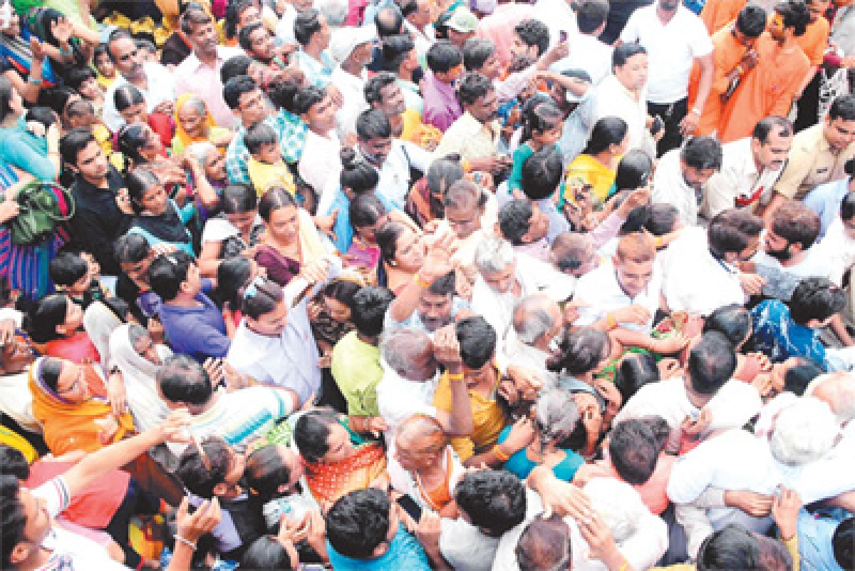 First Shravan procession of lord Mahakal recreates Simhastha festivity